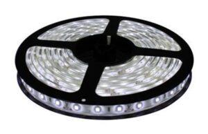 LED Fita 5m Branco frio 6400K