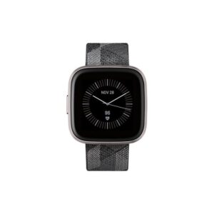 Smartwatch FITBIT Versa 2 Special Edition Smoke Woven