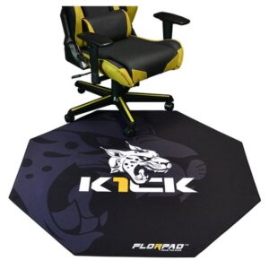 Tapete para Cadeira FLORPAD Edição K1CK
