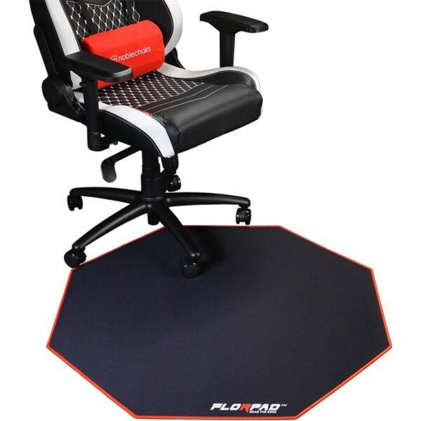 Tapete Cadeira FLORPAD Red Line Médio