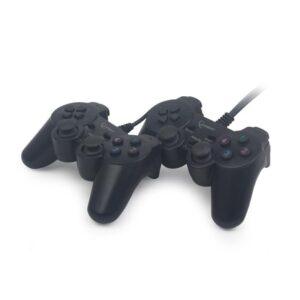 Gamepad GEMBIRD Vibration Dual USB - JPD-UDV2-01