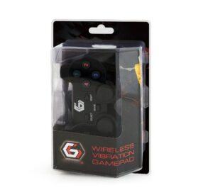 Gamepad GEMBIRD Vibration Wireless - JPD-WDV-01