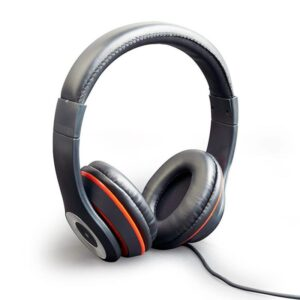 Headset GEMBIRD Los Angels Stereo Preto - MHS-LAX-B