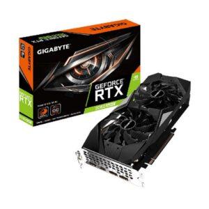 Placa Gráfica GIGABYTE RTX 2060 SUPER WINDFORCE OC 8GB DDR6