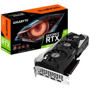 Placa Gráfica GIGABYTE GeForce RTX 3070 TI GAMING 8GB GDDR6X OC
