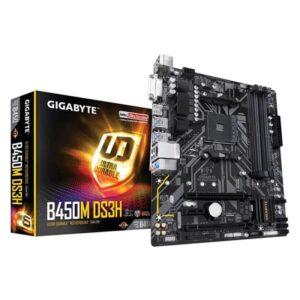 Motherboard GIGABYTE B450M DS3H