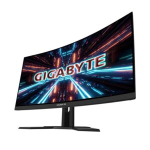 """Monitor GIGABYTE G27QC-EEK VA 1ms TFT 27"""" FullHD 165Hz Curvo"""