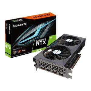 Placa Gráfica GIGABYTE GeForce RTX 3060 EAGLE OC 12GB DDR6