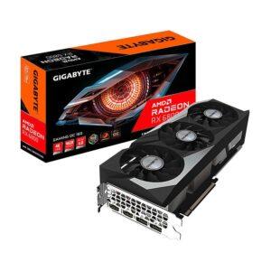 Placa Gráfica GIGABYTE Radeon RX 6800 GAMING OC 16GB