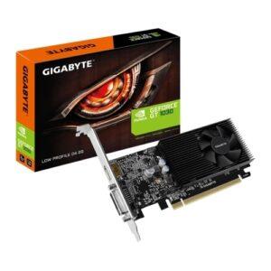 Placa Gráfica GIGABYTE GeForce GT1030 D4 LP DDR4 PCI-E 3.0