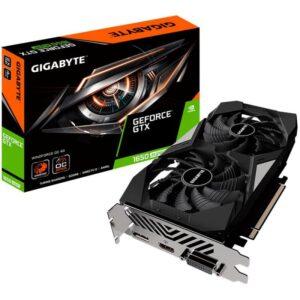 Placa Gráfica GIGABYTE GeForce GTX1650 SUPER WINDFORCE OC 4G