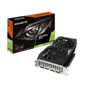Placa Gráfica GIGABYTE GeForce GTX1660 OC 6GB DDR5 PCI.E 3.0