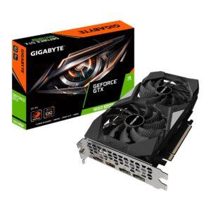 Placa Gráfica GIGABYTE GeForce GTX1660 SUPER OC 6GB DDR6