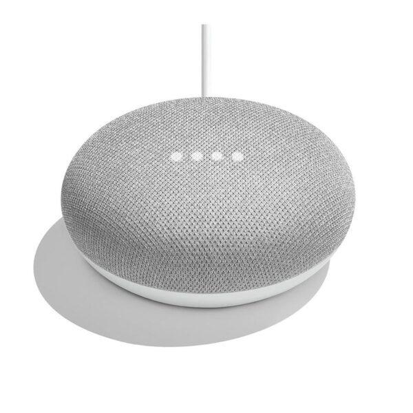 Coluna GOOGLE Home Mini Wi-Fi Inteligente Branco