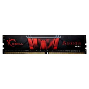 MEMÓRIA G.SKILL 16GB DDR4 2400MHz CL15 AEGIS PC19200