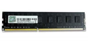 MEMÓRIA G.SKILL 4GB DDR3 1600MHz CL11 NT PC12800