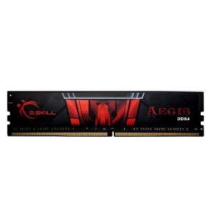 MEMÓRIA G.SKILL 4GB DDR4 2400MHz CL15 AEGIS PC19200