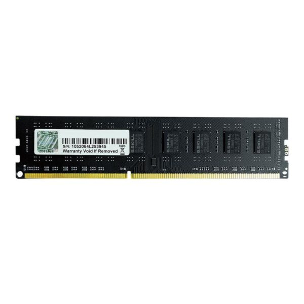 Memória G.SKILL 8GB DDR3 1333MHz CL9