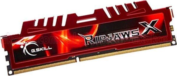 MEMÓRIA G.SKILL 8GB DDR3 1866MHz CL10 Ripjaws X PC14900