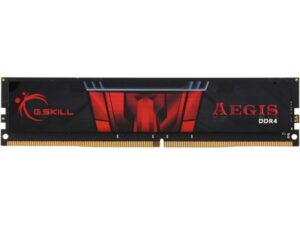 Memória G.SKILL 8GB DDR4 2400MHz CL15 AEGIS PC19200