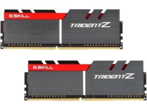 MEMÓRIA G.SKILL KIT 16GB 2X8GB DDR4 3000MHz CL15 Trident Z