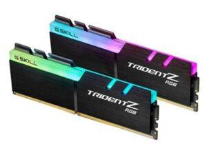 MEMÓRIA G.SKILL KIT 2X8GB DDR4 3000Mhz CL15 Trident Z RGB