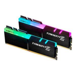 MEMÓRIA G.SKILL KIT 16GB 2X8GB DDR4 3000MHz CL16 Trident Z R