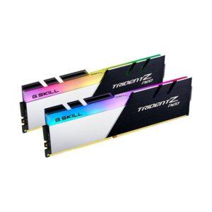 Memória G.SKILL KIT 16GB 2X8GB DDR4 3600MHz CL16 Trident Z