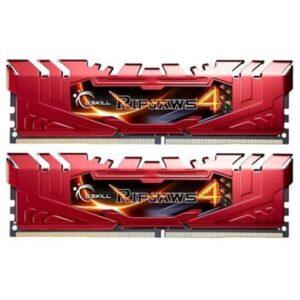 MEMÓRIA G.SKILL KIT 16GB 2X8GB DDR4 2400MHz CL15 Ripjaws
