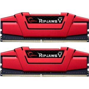 MEMÓRIA G.SKILL KIT 16GB 2X8GB DDR4 2666MHz CL15 Ripjaws V