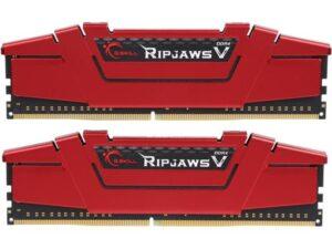 MEMÓRIA G.SKILL KIT 16GB 2X8GB DDR4 3000MHz CL15 Ripjaws V