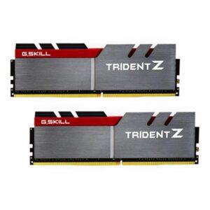 MEMÓRIA G.SKILL KIT 8GB 2X4GB DDR4 4000MHz CL19 Trident Z