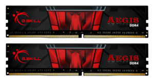 Memoria G.SKILL KIT 32GB 2X16GB DDR4 3200MHz CL16 AEGIS