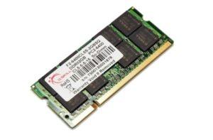 MEMÓRIA G.SKILL SODIMM 2GB DDR2 800MHz CL5 SQ