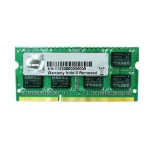 Memória G.SKILL SODIMM 4GB DDR3 1600MHz CL11 SQ MAC