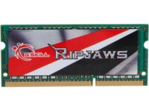 MEMÓRIA G.SKILL SODIMM 4GB DDR3 1600MHz CL9 Ripjaws