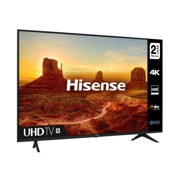 """Televisão HISENSE Smart TV UHD 4K 75"""" - 75A7100F"""