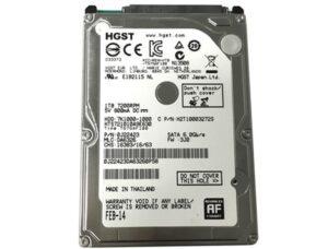 Disco HITACHI HGST 1TB SATA 32MB 2.5 7200 RPM - 0J22423