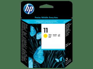 Cabeça de Impressão HP Nº11 Amarelo - C4812A