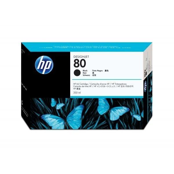 Cabeça de Impressão HP Nº 80 Preto - C4871A