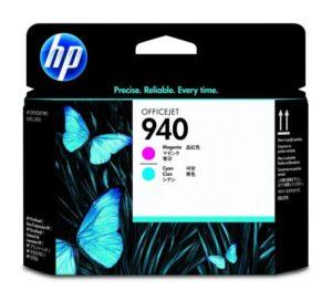 Cabeça de Impressão HP Nº940 Cyan/Magenta - C4901A