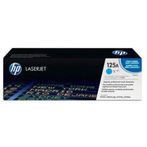 Toner HP CP1215/CP1515/CM1312/CP1518 Cyan - CB541A