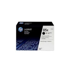 Toner HP Laserjet P2055 Preto Pack 2 - CE505XD