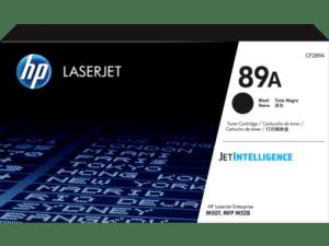 Toner HP Laserjet 89A Preto - CF289A