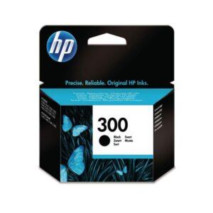 Tinteiro HP Nº300 Preto - CC640EE
