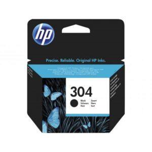 Tinteiro HP Nº 304 Preto -  N9K06AE