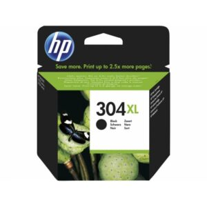 Tinteiro HP Nº304XL Preto - N9K08AE