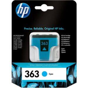 TINTEIRO HP Nº363 Cyan - C8771EE