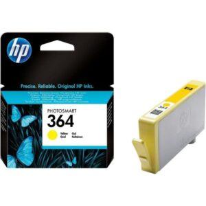 TINTEIRO HP Nº364 Amarelo - CB320EE
