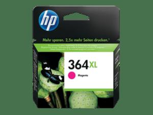 Tinteiro HP Nº364XL Magenta - CB324EE